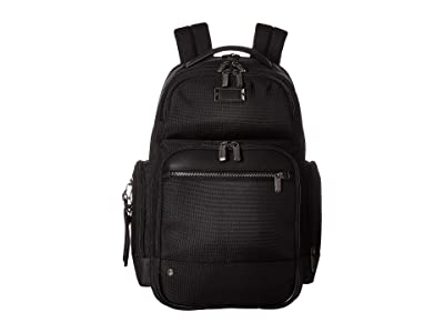Briggs & Riley @work Medium Cargo Backpack (Black) Backpack Bags