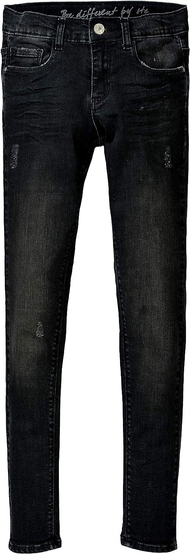 Casual Gr/ö/ße 92-176 Mid Grey Denim Mid Blue Denim 5-Pocket-Style Black Denim Staccato M/ädchen Jeans Kate Slim Fit Skinny Stretch Dark Blue Denim