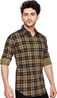 Go Stylish Men's Regular Fit Casual Shirt