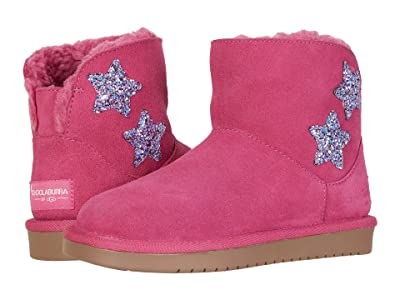 Koolaburra by UGG Kids Koola Star Mini (Little Kid/Big Kid) (Raspberry Rose) Girl