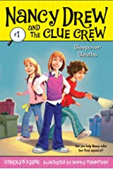 Sleepover Sleuths (Nancy Drew and the Clue Crew Book 1) Kindle Edition