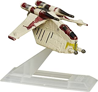 Star Wars: The Clone Wars Black Series Titanium Republic Gunship