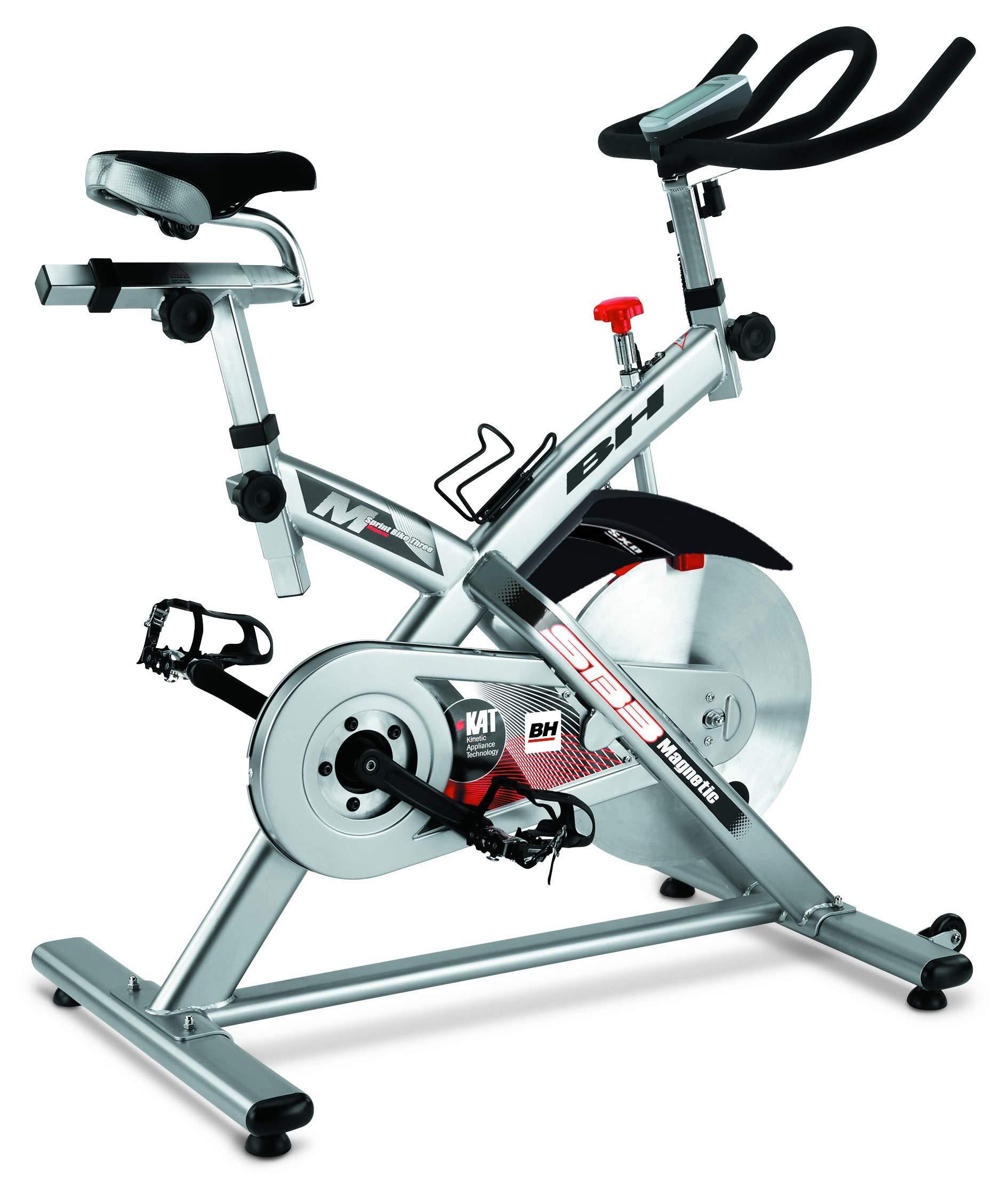 BH Fitness - Bicicleta Indoor sb3 Magnetic: Amazon.es: Deportes y aire libre