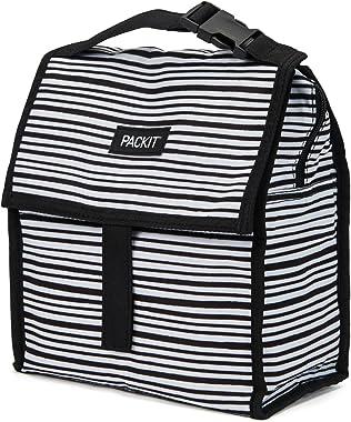 PACKIT Freezable Lunch Bag, Multicolor, 72003, 1 EA