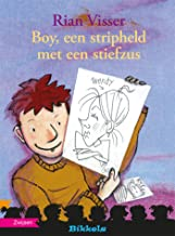 Boy, een stripheld met een stiefzus