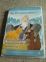 The Old Testament 7 / Three Episodes x 25 minutes / Az Otestamentum 7 / Il Vecchio Testamento / 1. Crossing the Red Sea 2. Covenant at Mount Horeb 3. The Golden Calf / 1. Átkelés a Vörös-tengeren 2. Hóreb, a szövetség hegye 3. Az aranyborjú / Region 2 PAL European DVD