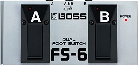 Best dual footswitch boss fs 6 Reviews