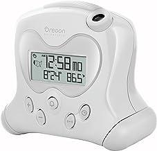 Oregon Scientific projectieklok met radio digitaal RM313PNF-W