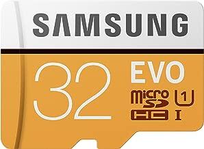 Samsung 95MB/s (U1) MicroSD EVO Memory Card with Adapter 32 GB (MB-MP32GA/AM)