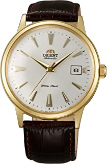 [オリエント時計] 腕時計 オートマティック 国内メーカー保証付き Bambino バンビーノ SAC00003W0