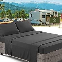 Best short queen bed sheets Reviews