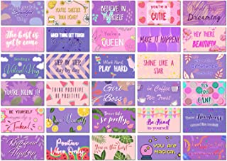 Avamie 60 Pack Encouragement Cards for Women, Motivational and Inspirational Cards Lunch Box Notes for Girls, Women, Adult...