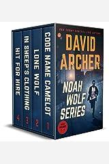 Noah Wolf Series: Books 1-4 (Noah Wolf Boxed Set Book 1) Kindle Edition