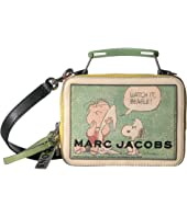 Marc Jacobs - Peanuts® x Marc Jacobs The Mini Box Bag