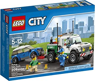 LEGO City Great Vehicles Pickup Tow Truck (60081)