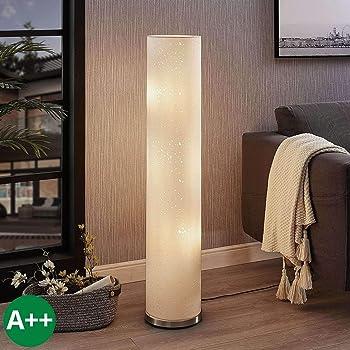 125 x 35 cm moderno in wei/ß TG1229-026 Trango/® lampada a piantana in carta di riso
