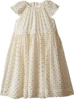 Burberry Kids - Trudy Short Sleeve Dress (Little Kids/Big Kids)