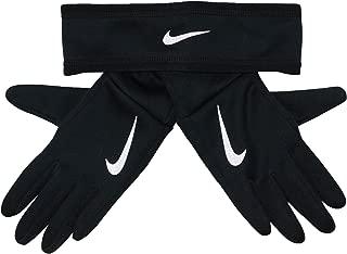 Nike Women`s Thermal Headband and Glove Set