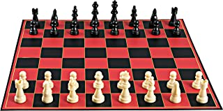 Point Games Classic Chess Board Game, with Super Durable Board, Best Folding Board Game for The Entire Family.