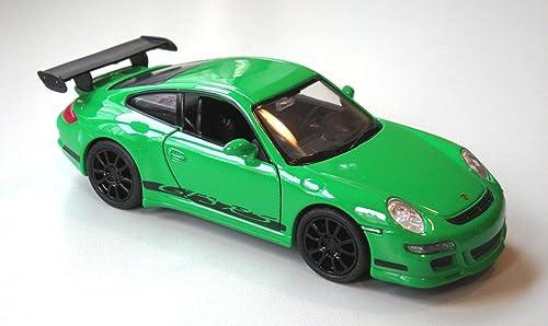 Porsche GT3 RS vert Welly 74177