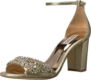 Badgley Mischka Women's Hines Heeled Sandal