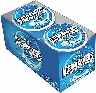 Ice Breaker Sugar Free Cool Mints, 8 pk. (pack of 2)
