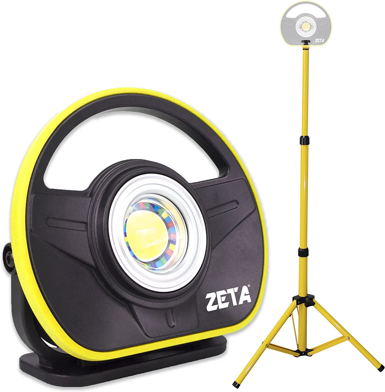 ZETA 900 Cash special price Lumen Rechargeable Max 89% OFF Paint Detailing Color Light Matching