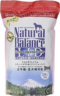 ナチュラルバランス スウィートポテト&バイソン (全犬種/全年齢対応) 1kg