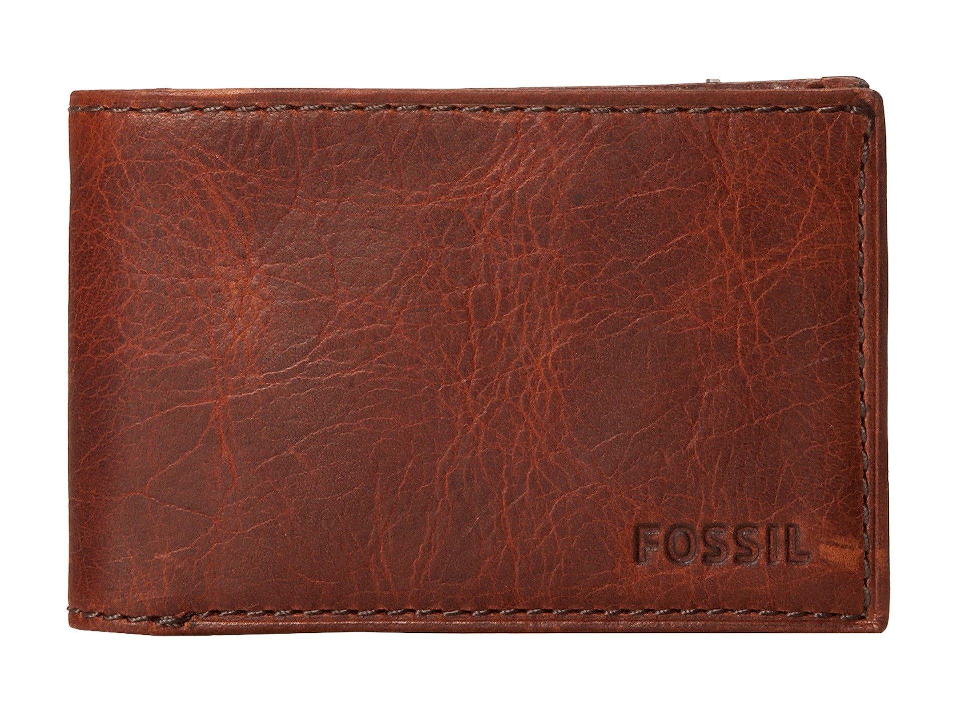 Billetera para Hombre Fossil Conner Bifold  + Fossil en VeoyCompro.net