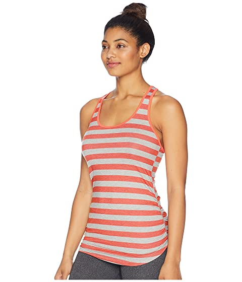 Balance New Vivid Tank Heather Printed Top Athletic gris Coral Transform Fdqcw1dAWO