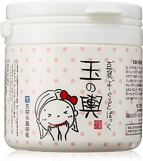 Tofu Moritaya Soy Milk Yogurt Facial Mask, 6.4 Ounce
