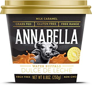 Case Pack of Annabella Water Buffalo Dulce De Leche / 8.8 oz per Package - 6