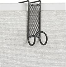 Safco Products 4229BL Onyx Mesh Coat Hook, Black