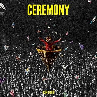 CEREMONY (初回生産限定盤) (Blu-ray Disc付) (特典なし)