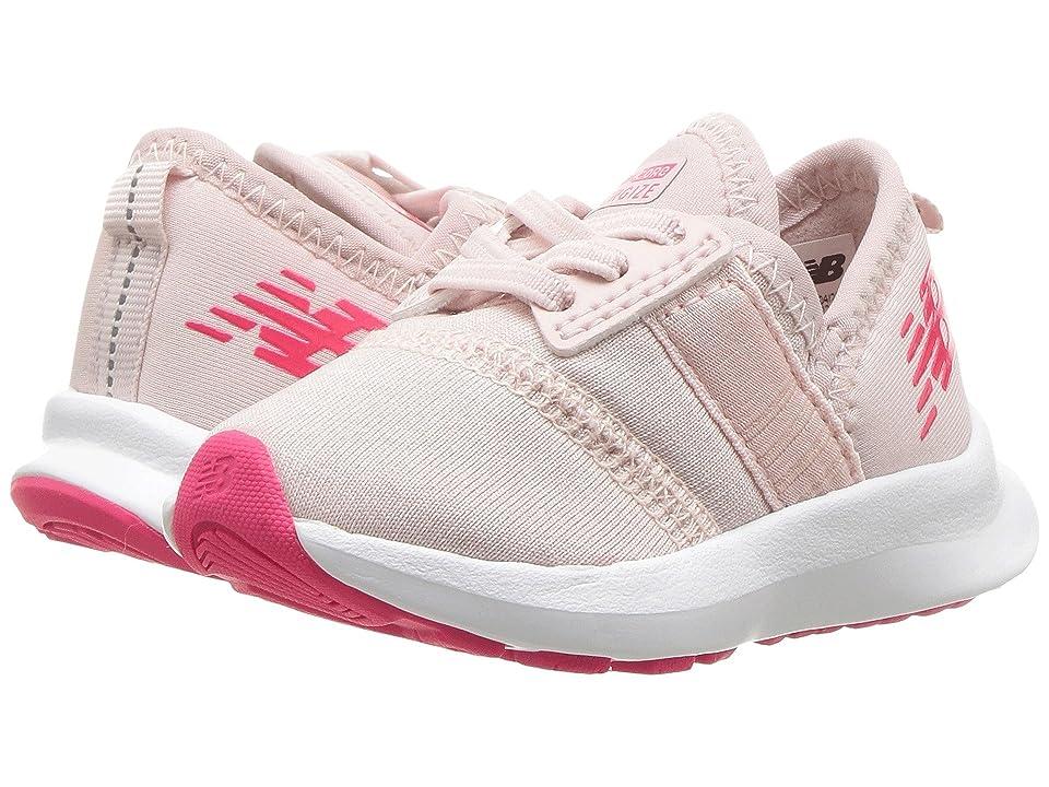 New Balance Kids IPNRGv1 (Infant/Toddler) (Conch Shell/Pomegranate) Girls Shoes