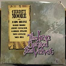 Christy Moore The Iron Behind The Velvet vinyl record