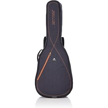 Ritter RGS3-D ACUS - Funda/estuche para guitarra acustica-clasica, logo reflectante, color gris oscuro: Amazon.es: Instrumentos musicales