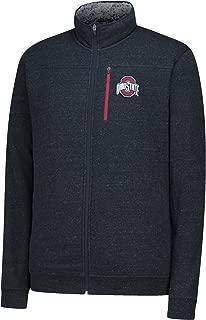 J America NCAA High Road Full Zip Fleece Jacket