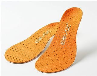 BMZ(ビーエムゼット) 「Cuboid balance理論」モデル キュボイドパワー オールフィットスポーツ BM-K129 オレンジ 25.0-25.5cm