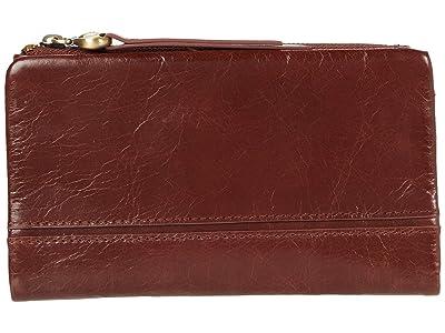 Hobo Haye (Chocolate Vintage Hide) Handbags