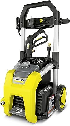 Karcher K1700 Electric Power Pressure Washer 1700 PSI TruPressure, 3-Year Warranty, Turbo