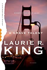 A Grave Talent: A Novel (A Kate Martinelli Mystery Book 1) Kindle Edition