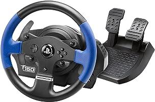Thrustmaster T150 - racestuur met een pedaalset met 2 pedalen - Compatibel met de PS4/PS5 en de PC