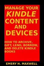 Best manage kindle devices Reviews