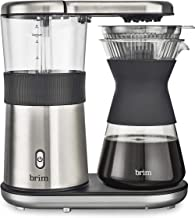 Brim 8-Cup Pour Over Coffee Maker