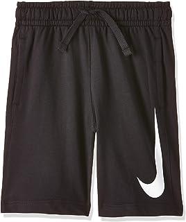 Nike Boy's NSW SWOOSH FT SHORT Shorts