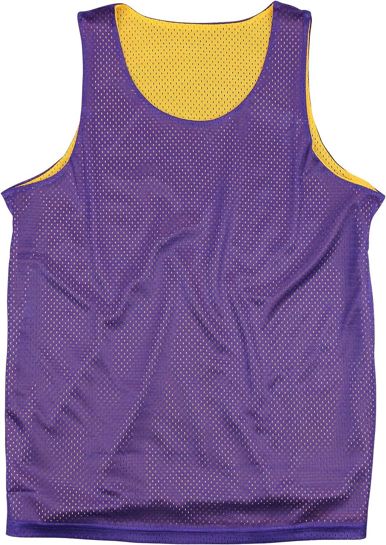 Urban Boundaries Reversible Basketball Jerseys Pinnies for Men and Youth (Bulk, Singles)