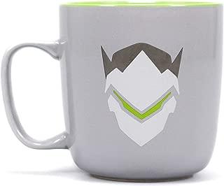 Overwatch Mug Genji Half Moon Calici Tazze