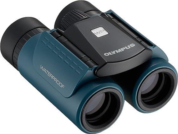 Olympus 8 X 21 Rc Ii Wp Fernglas Blau Kamera