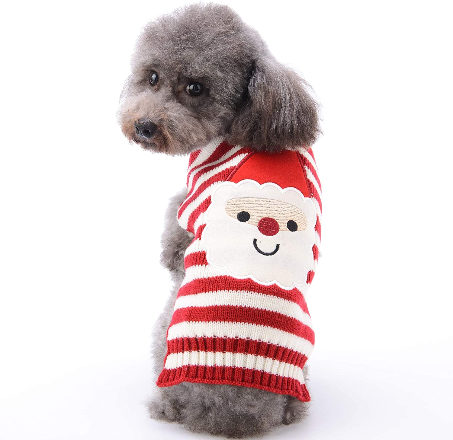 Tengzhi Christmas Dog Sweaters Limited time cheap sale Xmas New Directly managed store Yea Holiday